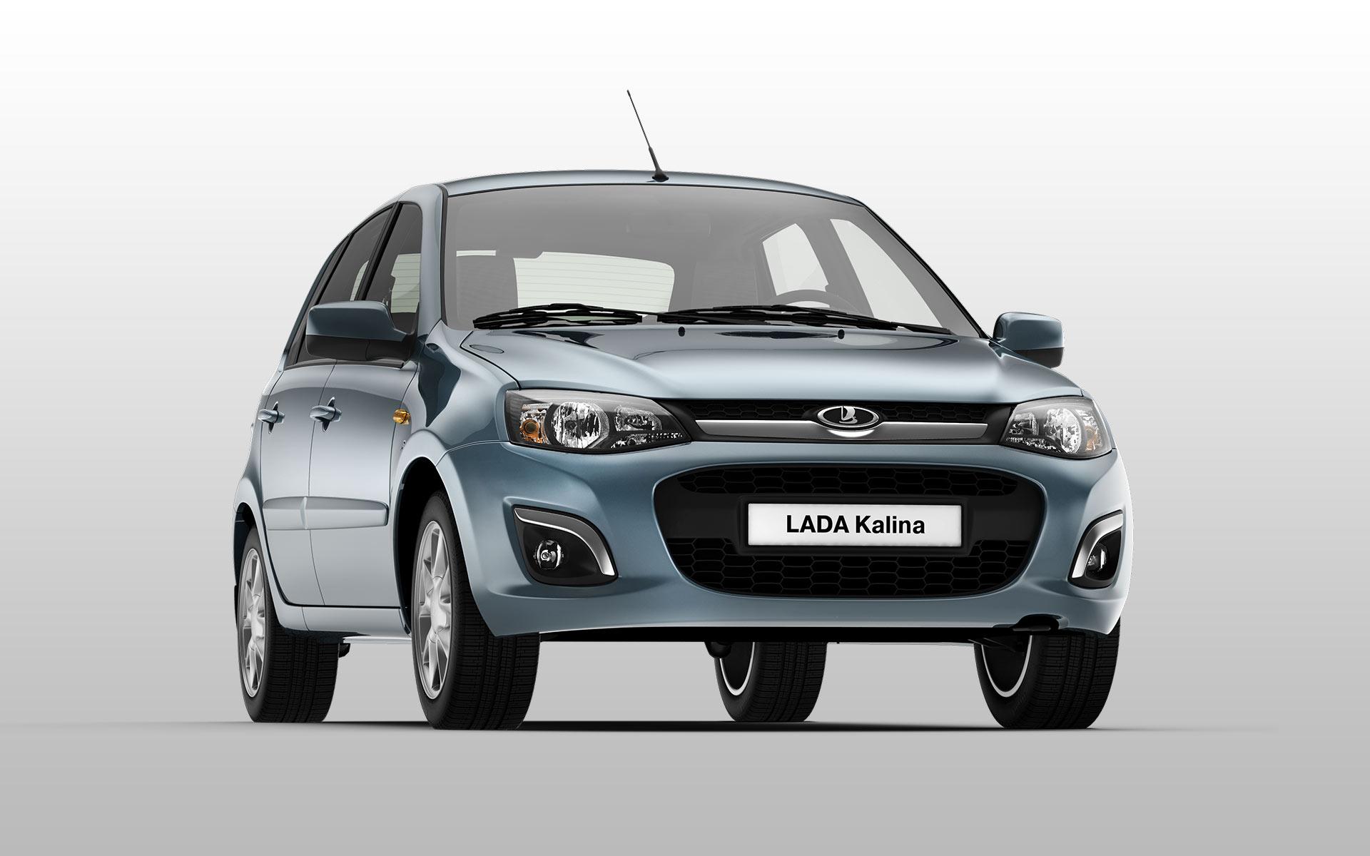 Kalina hatchback - kompakt şehir arabası