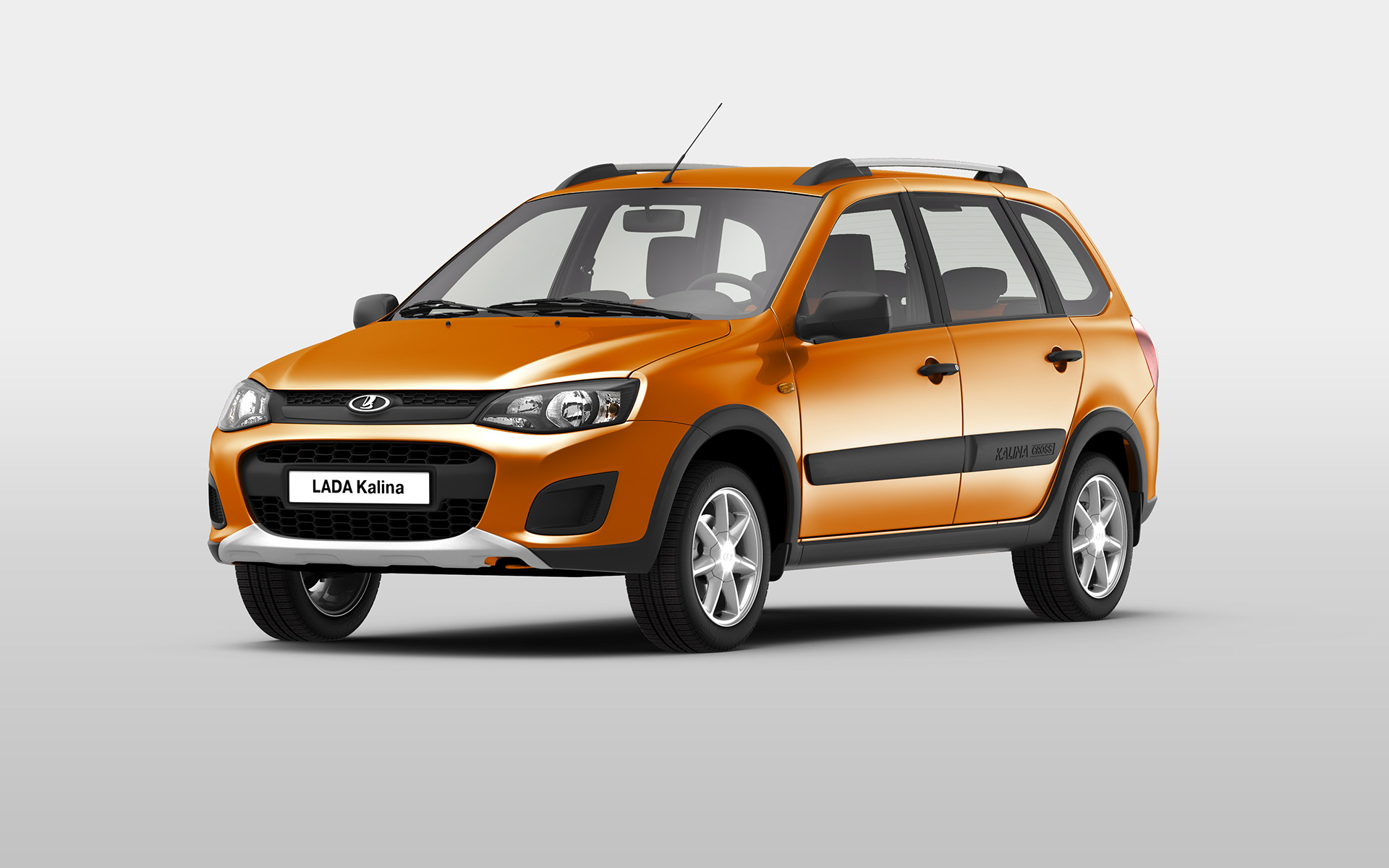 Lada Kalina Cross: technical specifications, photo